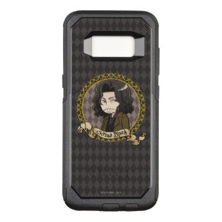 Anime Sirius Black OtterBox Commuter Samsung Galaxy S8 Case