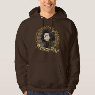 Anime Sirius Black Portrait Hoodie