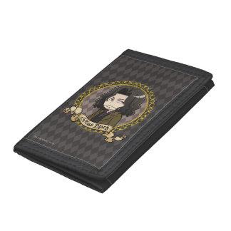 Anime Sirius Black Tri-fold Wallet