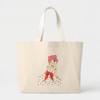 Anime Strawberry Dress Girl Bag