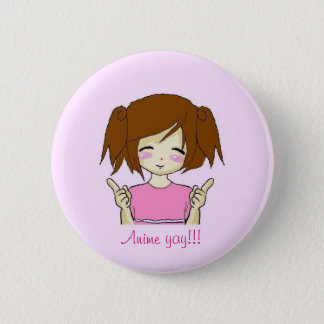 Anime yay!! button