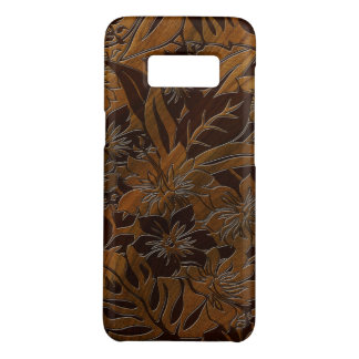 Anini Beach Faux Wood Hawaiian Case-Mate Samsung Galaxy S8 Case