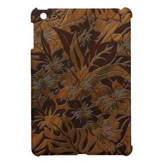 Anini Beach Faux Wood Hawaiian iPad Mini Cases Cover For The iPad Mini