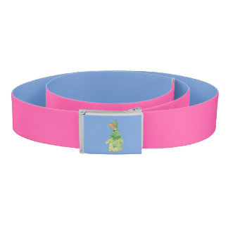Anita Bunny Pink and Blue Belt