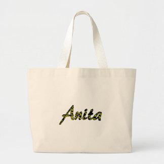 Anita large tote bag