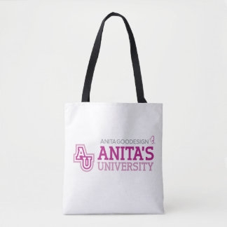 Anita's University Tote bag