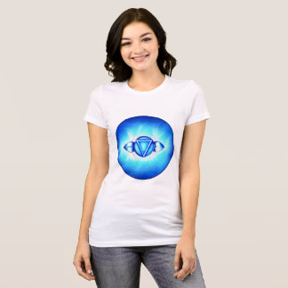 Anja, Third eye sixth chakra T-Shirt