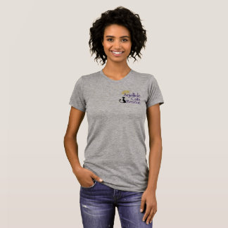 Anjellicle Cats Rescue Logo Tee