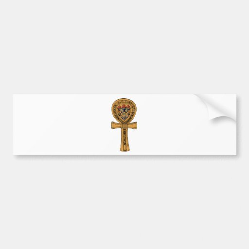 Ankh Bumper Stickers