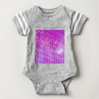 Ankh Pattern Baby Bodysuit