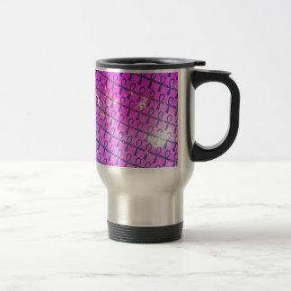 Ankh Pattern Travel Mug
