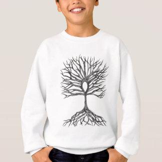 Ankh tree of life sweatshirt