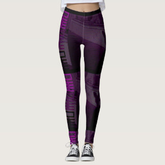 Ankhs and Rabbits Leggings