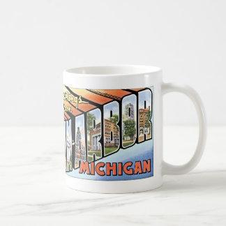 Ann Arbor mug