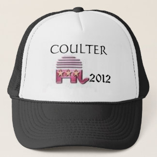 Ann Coulter 2012 Trucker Hat
