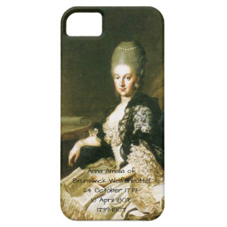 Anna Amalia of Brunswick-Wolfenbuttel 1739-1807 Barely There iPhone 5 Case