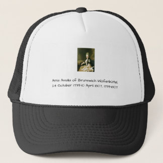 Anna Amalia of Brunswick-Wolfenbuttel 1739-1807 Trucker Hat