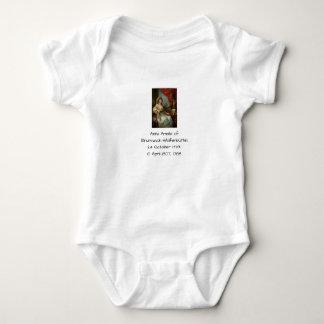 Anna Amalia of Brunswick-Wolfenbuttel 1788 Baby Bodysuit