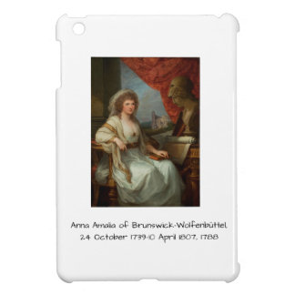 Anna Amalia of Brunswick-Wolfenbuttel 1788 Cover For The iPad Mini