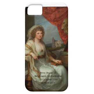 Anna Amalia of Brunswick-Wolfenbuttel 1788 iPhone 5 Case