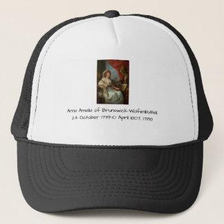 Anna Amalia of Brunswick-Wolfenbuttel 1788 Trucker Hat