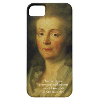 Anna Amalia of Brunswick-Wolfenbuttel 1795 iPhone 5 Case