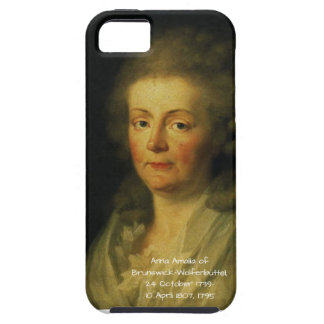 Anna Amalia of Brunswick-Wolfenbuttel 1795 iPhone 5 Cover
