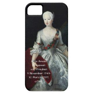 Anna Amalia Prinzessin von Preuben c1740 Case For The iPhone 5