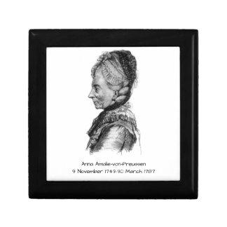 Anna amalie von Preussen Gift Box