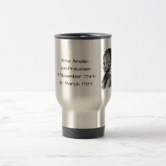 Anna amalie von Preussen Travel Mug