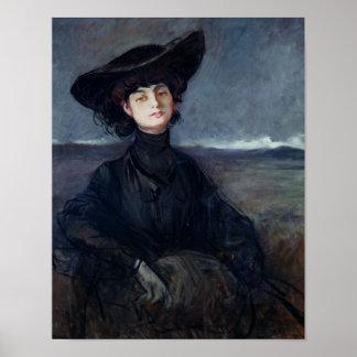 Anna de Noailles Poster