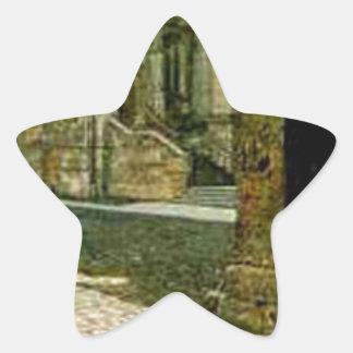 Anna Eton College Chapel by Sir Lawrence Alma Star Sticker