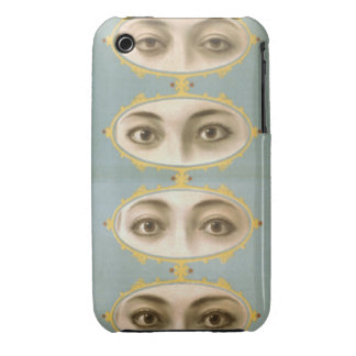 Anna Held's Eyes Blackberry Curve Case-Mate Case iPhone 3 Case