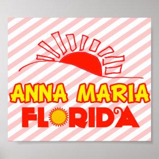 Anna Maria, Florida Poster