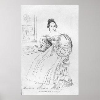 Anna Maria Hall Poster