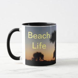Anna Marie Island Sunset - Beach Life Mug