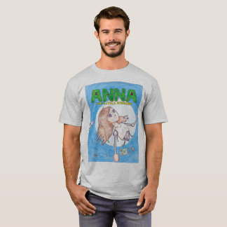Anna The Little Android Cover Art Shirt 2 (Men)