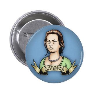 Annabel Lechter 6 Cm Round Badge