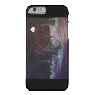 Annabel Lee dark misty forest iPhone 6/6s case