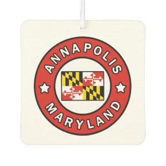 Annapolis Maryland Car Air Freshener