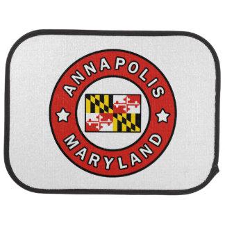 Annapolis Maryland Car Mat