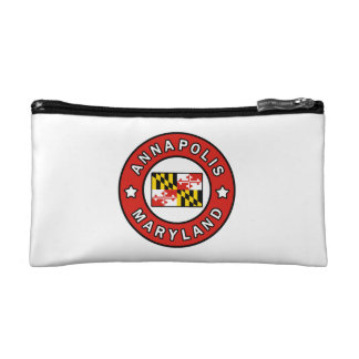 Annapolis Maryland Cosmetic Bag