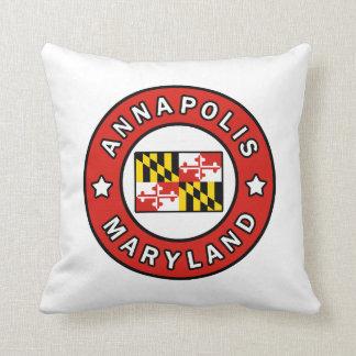 Annapolis Maryland Cushion