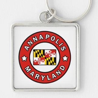 Annapolis Maryland Key Ring