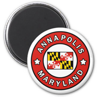 Annapolis Maryland Magnet