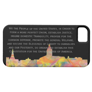 ANNAPOLIS MARYLAND SKYLINE WB1- iPhone 5 CASES
