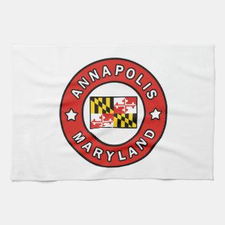 Annapolis Maryland Tea Towel