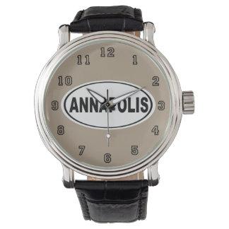 Annapolis Maryland Wrist Watch