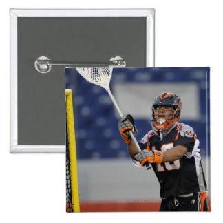 ANNAPOLIS, MD - AUGUST 13:  Goalie Jesse 15 Cm Square Badge