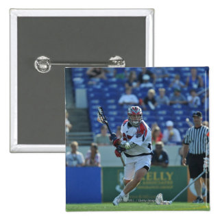ANNAPOLIS, MD - AUGUST 28:  Kevin Buchanan #27 6 15 Cm Square Badge